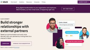Slack - Private Collaborative Web